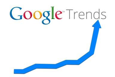 What Google Trends are telling us about Addictions
