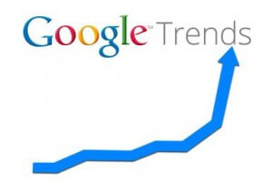 Google trends in addiction