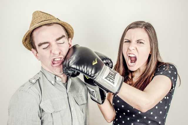 Couples. Stop fighting and start communicating!