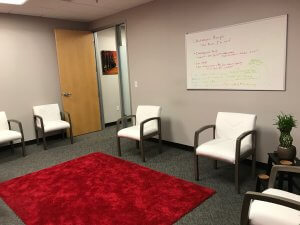 Talk Therapy Psychology Center - IOP Group Room